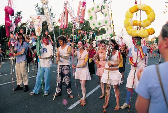 Fringe Parade