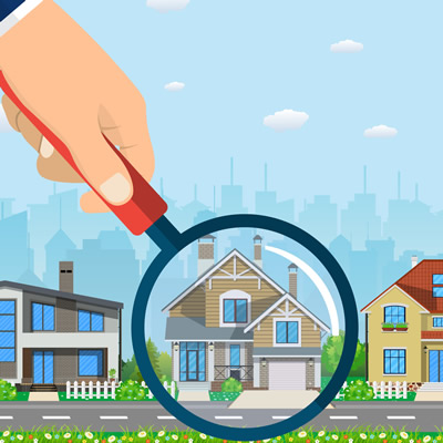Due diligence service when buying property