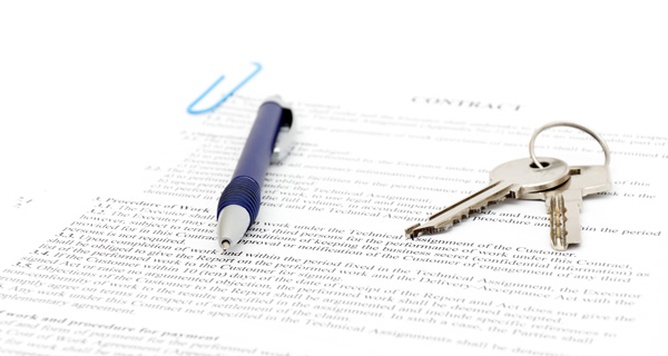 Handling post property purchase processes